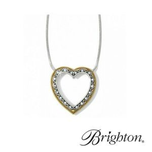 Brighton Primavera Heart Necklace
